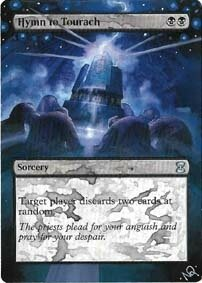 Hymn to Tourach Altered