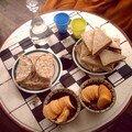 Sandwich party!