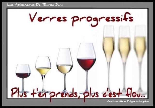 verres progressifs