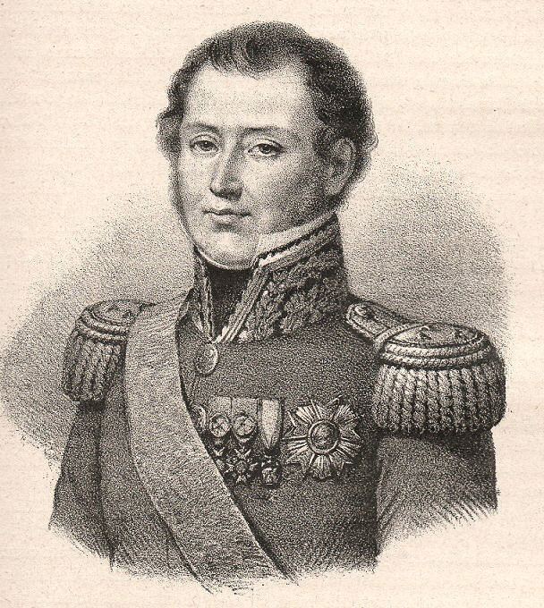 Berthezène, portrait