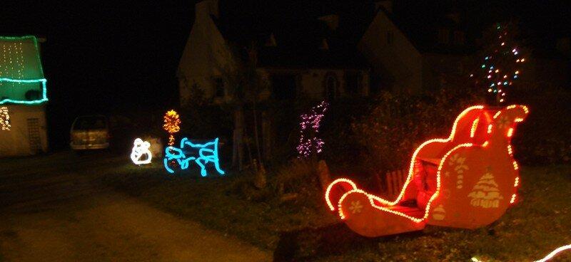 Deco Jardin Noel