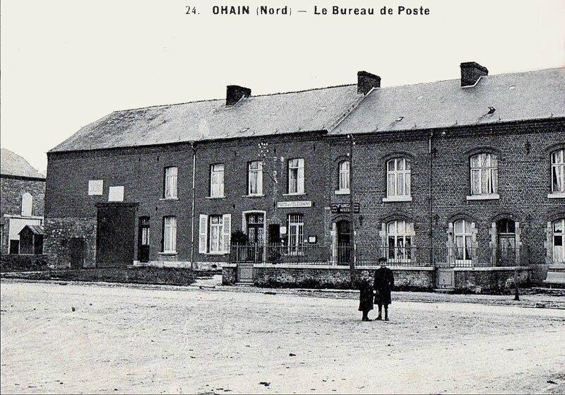 OHAIN - Le Bureau de Postes