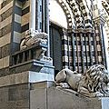 lion de la cathedrale