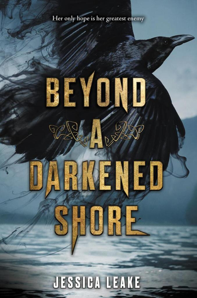 Beyond a Darkened Shore_Jessica Leake