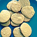 Biscuits bananesques (au thermomix ou sans)