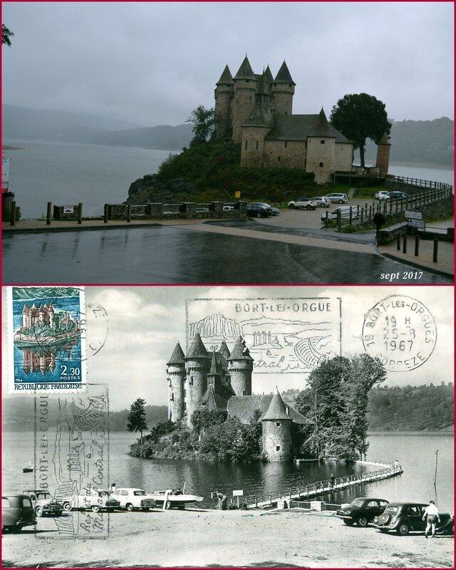 Le Chateau de Val - 2017-1967