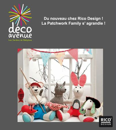 Patchwork family 1