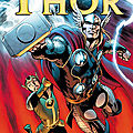 marvel deluxe mighty thor 02 combustion totale