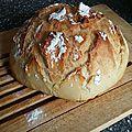 Et si on faisant un bon pain...un pain cocotte !