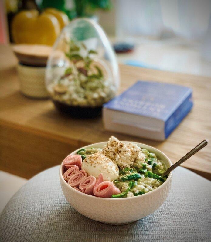 Porridge poireaux 1