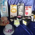 boîtes cadeaux ou à chocolats