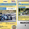 CC circuit de Bresse 2015 - Manche 1