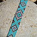 bracelet perlé acte 2