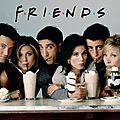 Revue serie #2 : friends