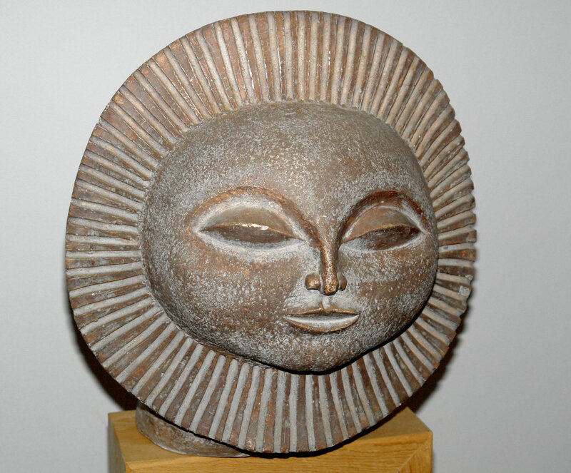 Paul Bellardo_Sun Face_1