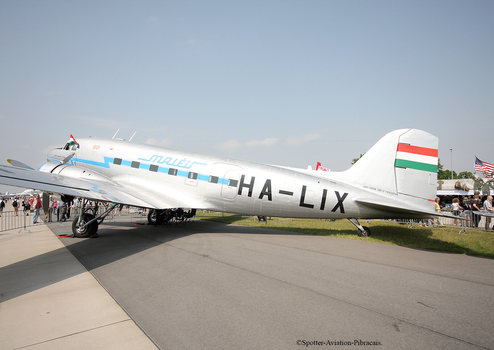 Malev-Hungarian Airlines