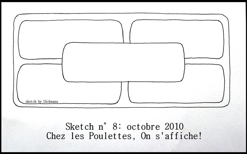 sketch d'Octobre 2010