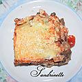 Lasagne bourguignonne