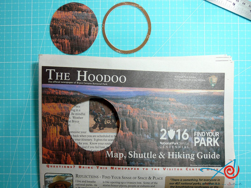 Découpe The Hoodoo L'Atelier au soleil