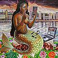 Pacte de richesse avec la sirene des eaux