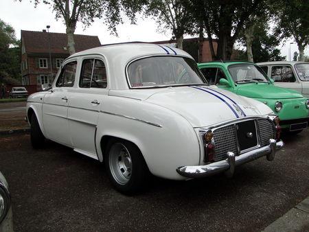 RENAULT Dauphine Gordini 1958 à 1967 Retrorencard 2