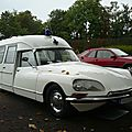 Citroën ds 23 break ambulance carrossé par currus 1973