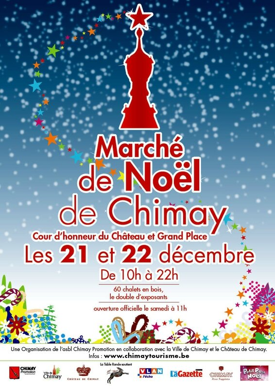 Chimay Marché de Noël