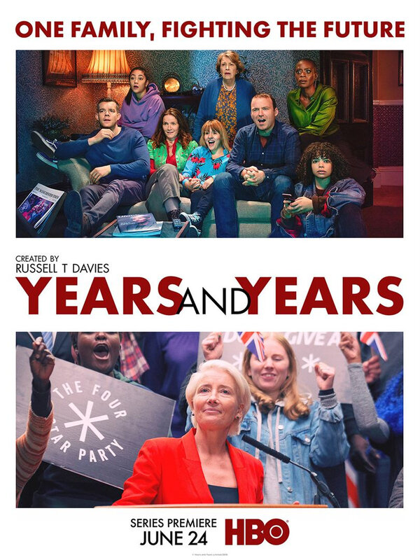 Years and Years Affiche