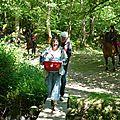 balade equestre gastronomique à La Lucerne d'Outremer (65)