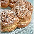 Paris-brest de ph. conticini
