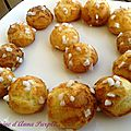 Chouquettes by mr christophe michalak