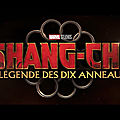 Shang-chi le trailer en vf