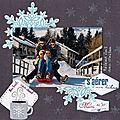 (30) FEVRIER 2003 VACANCES NEIGE AVEC MAMIE ET GAETAN