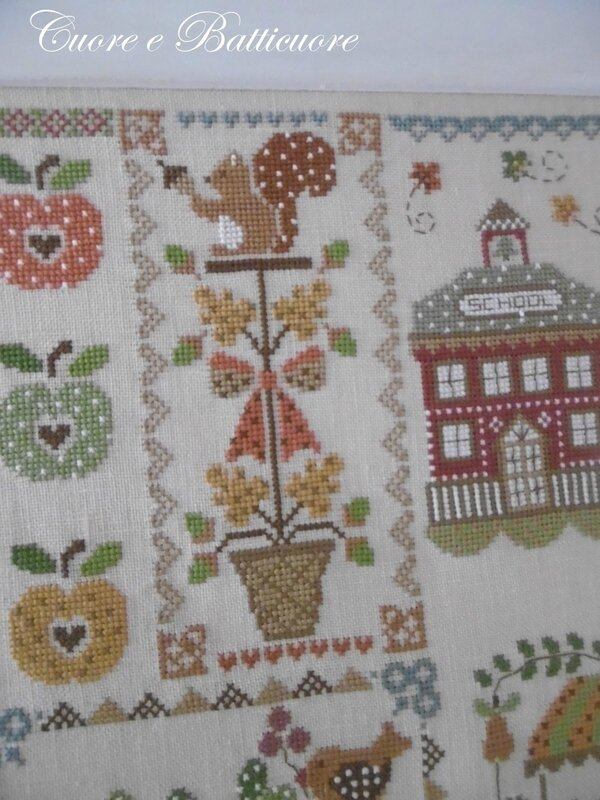 autumn in quilt 4
