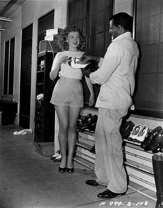 Golf La Prairie >> année 1947 - Page 3 - Divine Marilyn Monroe