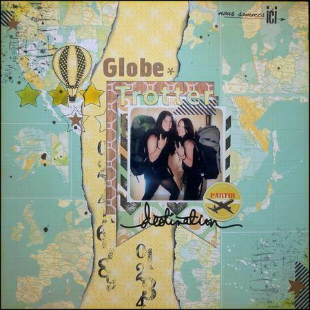 Globe-trotteur