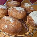 Baps (pain au lait écossais)