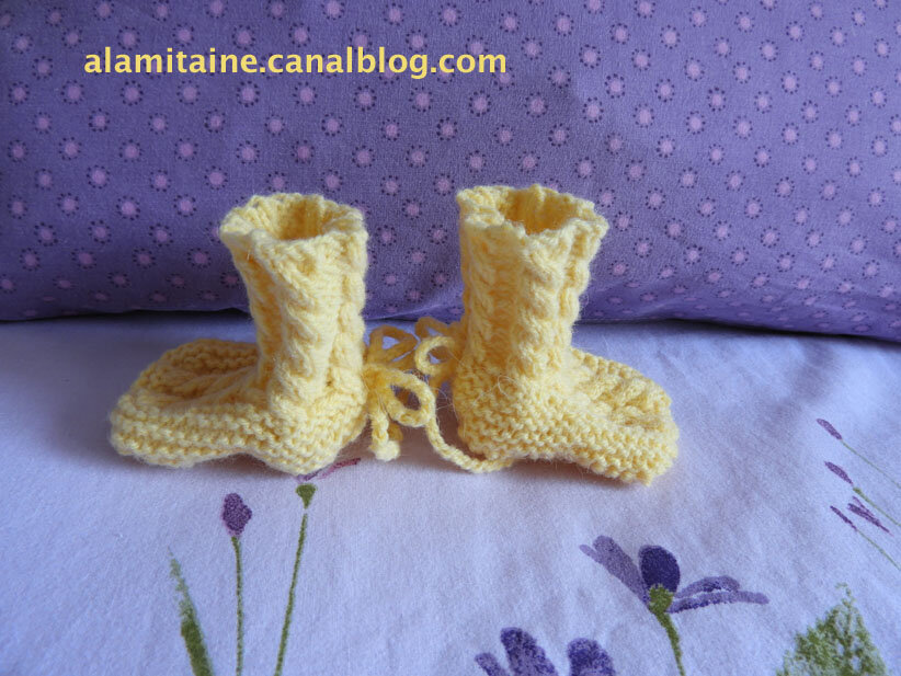 chaussons 161