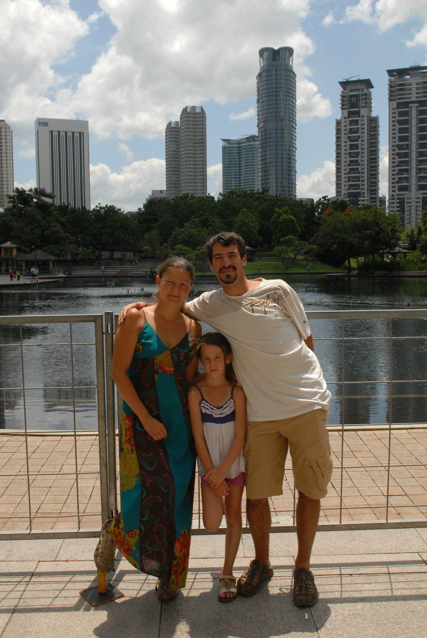 Koala Lumpur city centre park