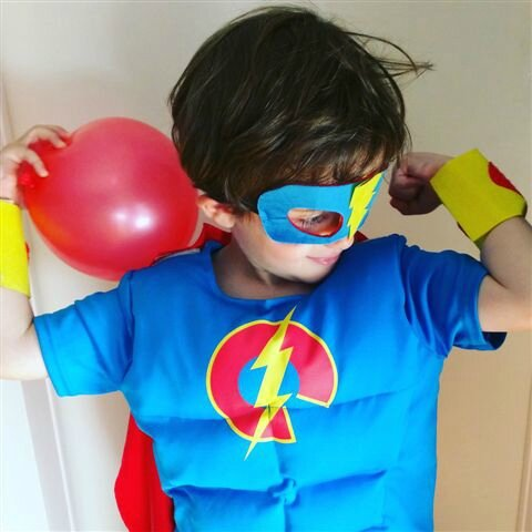 My Super Hero ©Kid Friendly