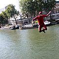 Pompiers de Paris, Pt des arts_5440