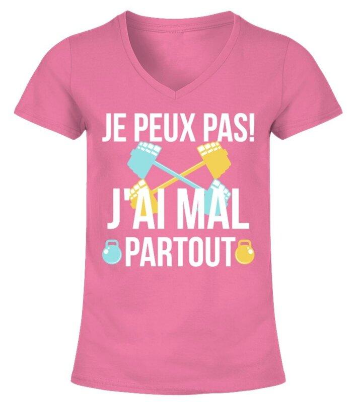 fitness-j-ai-mal-partout-t-shirt-femme-teezily-1132286543_ML