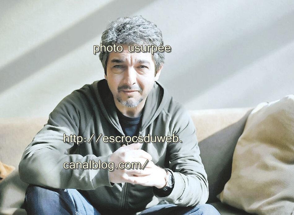 Ricardo Darín -réalisateur ,scénariste argentin, usurpé