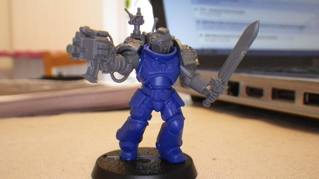 Shadow War Inquisimunda : Primaris Deathwatch