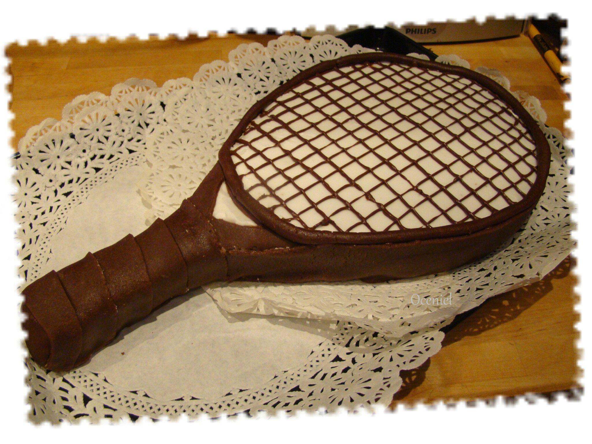 Recette Gateau Tennis Cake