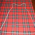 petite robe écossaise