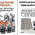 macron humour minsitre remaniment arabie saoudite arme