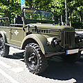 UAZ 69 jeep militaire Karlsruhe (1)