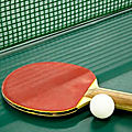Tennis de table sonore… heu… non ! acoustic ping-pong !!