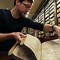 Un trésor inestimable de shakespeare découvert à la bibliothèque de saint-omer